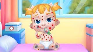 Играем в игру мультик для девочек: ухаживаем за малышкой Беби Босс/Куклы Пупсики на канале Зырики ТВ
