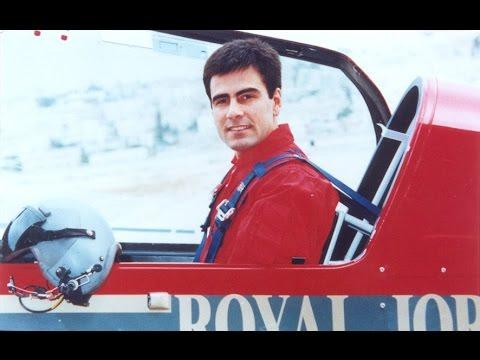 Pilot Capt. Omar Hani Bilal - Royal Jordanian Falcons