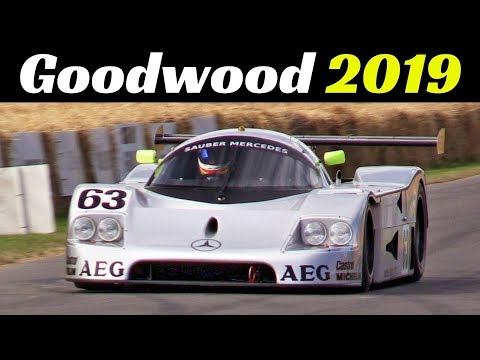 Goodwood Festival Of Speed 2019 - Day 3 Highlights - Supercars Madness, F1, Rally Cars, Drift & More