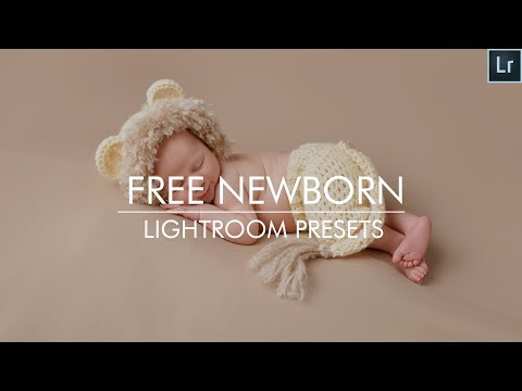 free-newborn-lightroom-presets