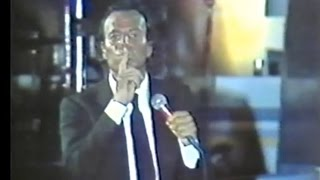 Watch Julio Iglesias As Time Goes By Live Version video