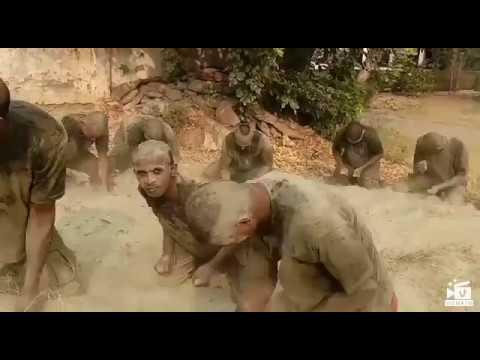 Bawli Tared Ja Jile Jindgi Song On Army Commando Training Video, Foji Video    By Dhariwal City