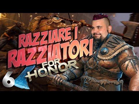 For Honor - 6°: Razziare i Razziatori | Walkthrough
