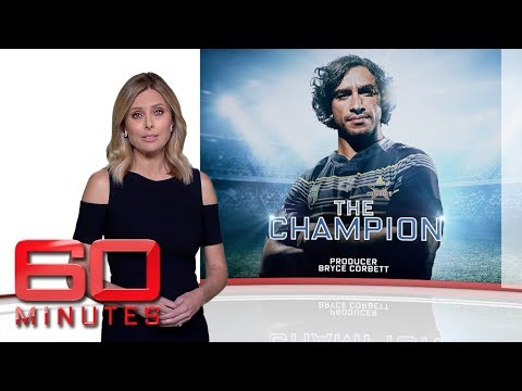 johnathan thurston s emotional tell all interview 60 minutes australia