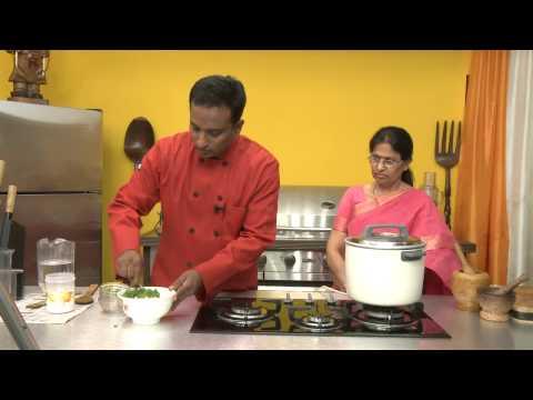 Mix Vegetable Khichdi - By VahChef @ VahRehVah.com