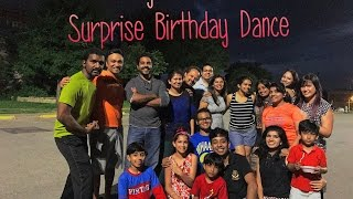 Divya Dinakar Birthday Dance Surprise | Shot on iPhone 7 Plus