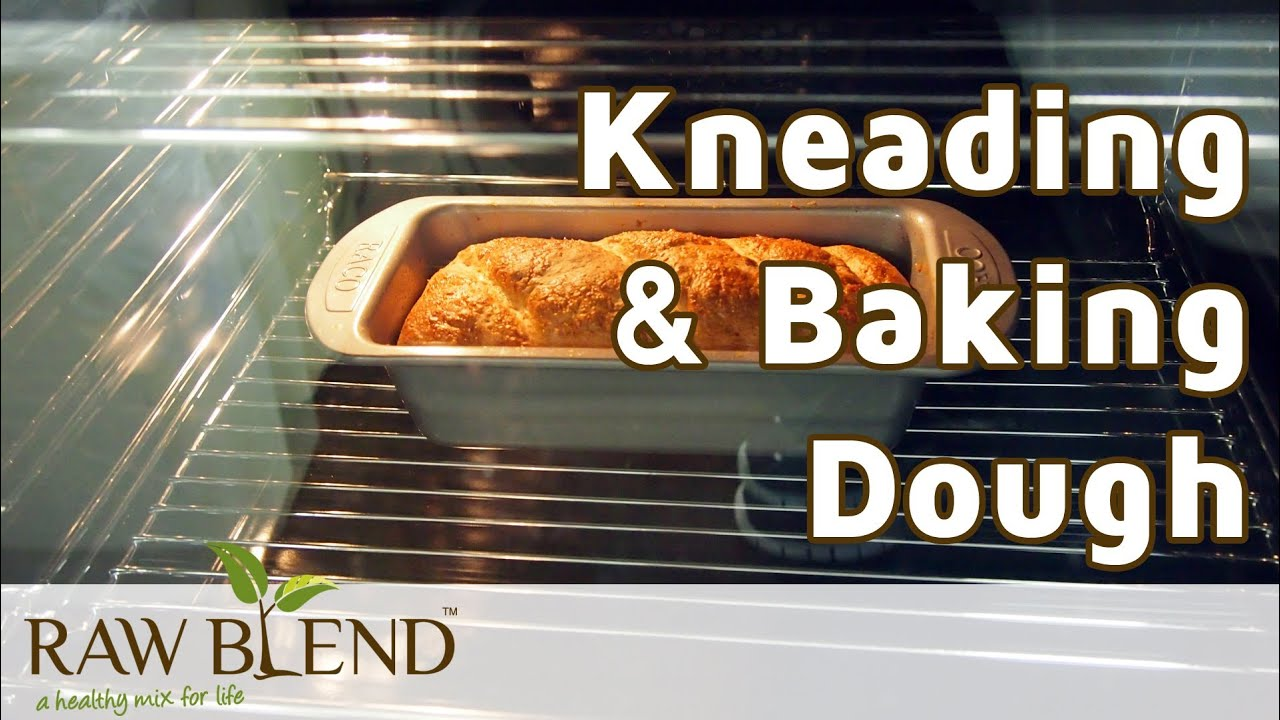 How to knead dough bake bread in a vitamix 5200 blender by raw how to knead dough bake bread in a vitamix 5200 blender by raw blend forumfinder Choice Image