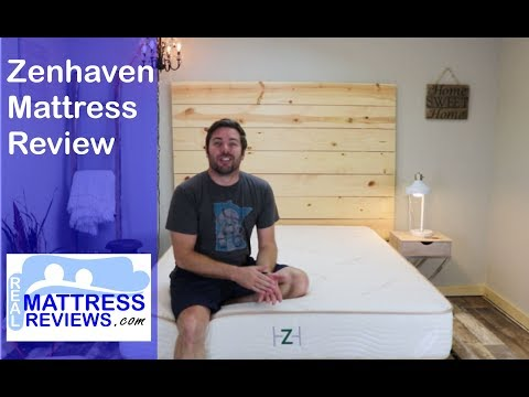 Zenhaven All Natural Latex Mattress Review By Goodbed Com