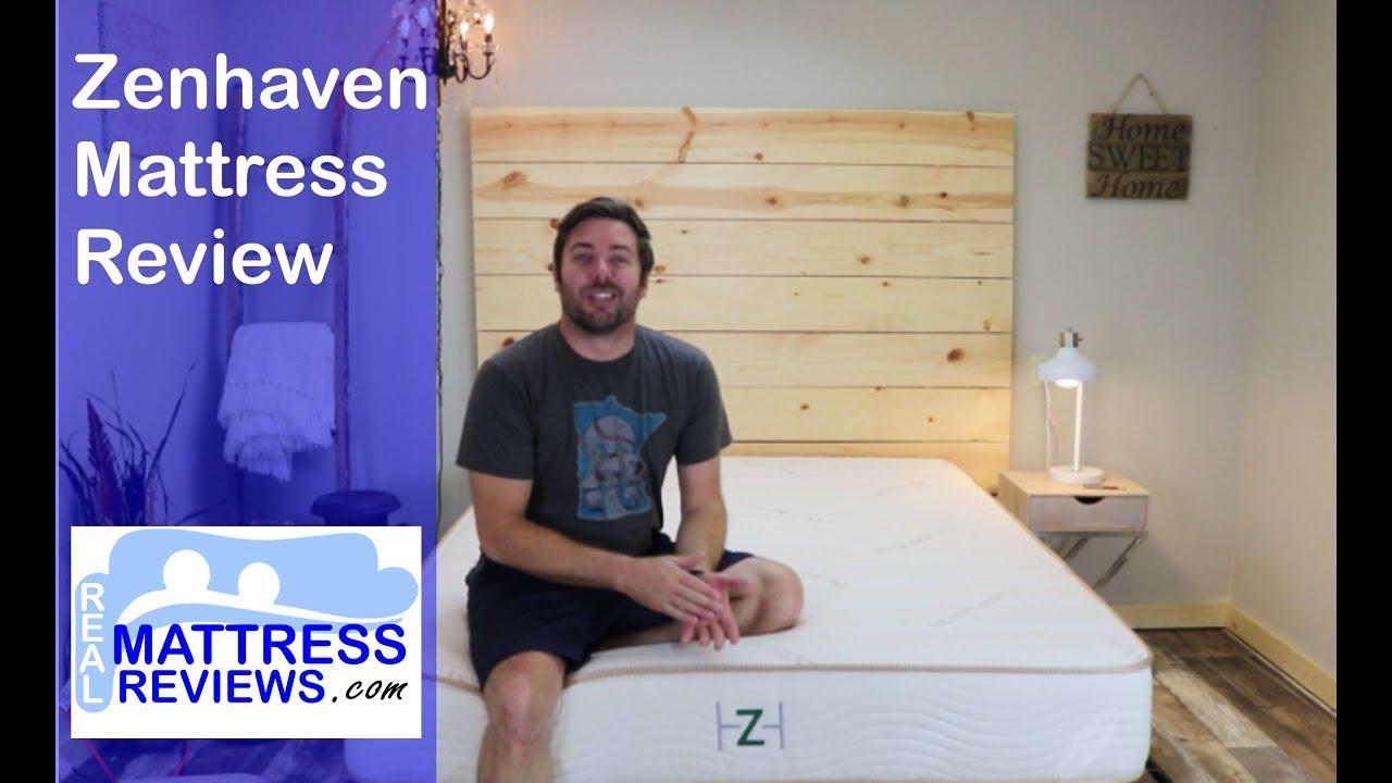 zenhaven mattress review zenhaven bed review saatva