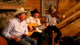 Country Music In Home Ranch - With Spoon....