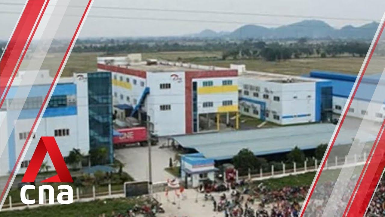 COVID-19: Factory workers in Vietnam resume work following days of strike