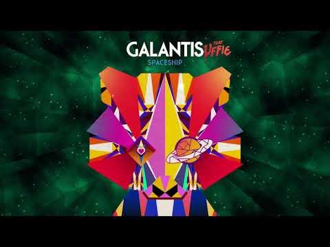 Galantis - Spaceship feat. Uffie (Shndō Remix)