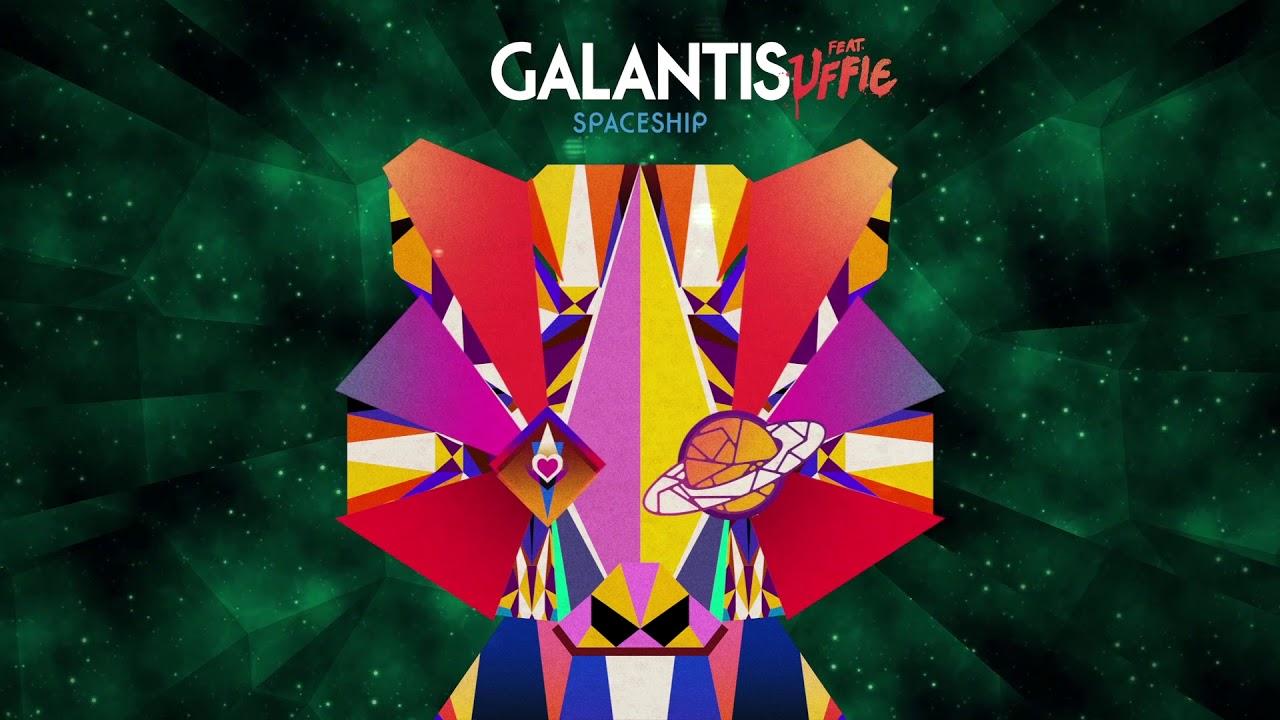 Download Galantis - Spaceship feat. Uffie (Shndō Remix)