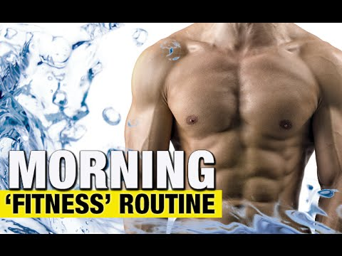 """Morning """"Fitness"""" Routine (ANYONE CAN DO THIS!)"""