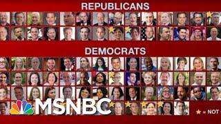 Democrats Diversity On Display In House's Freshmen Gathering | Hardball | MSNBC