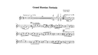 Jules Levy: Grand Russian Fant…