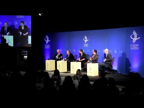 Leaders Discuss How to Mobilize their Efforts for Impact at the 2013 CGI Winter Meeting