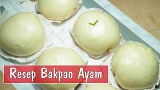 Resep Bakpao Ayam - Step by Step | Dapur Sekilas Info