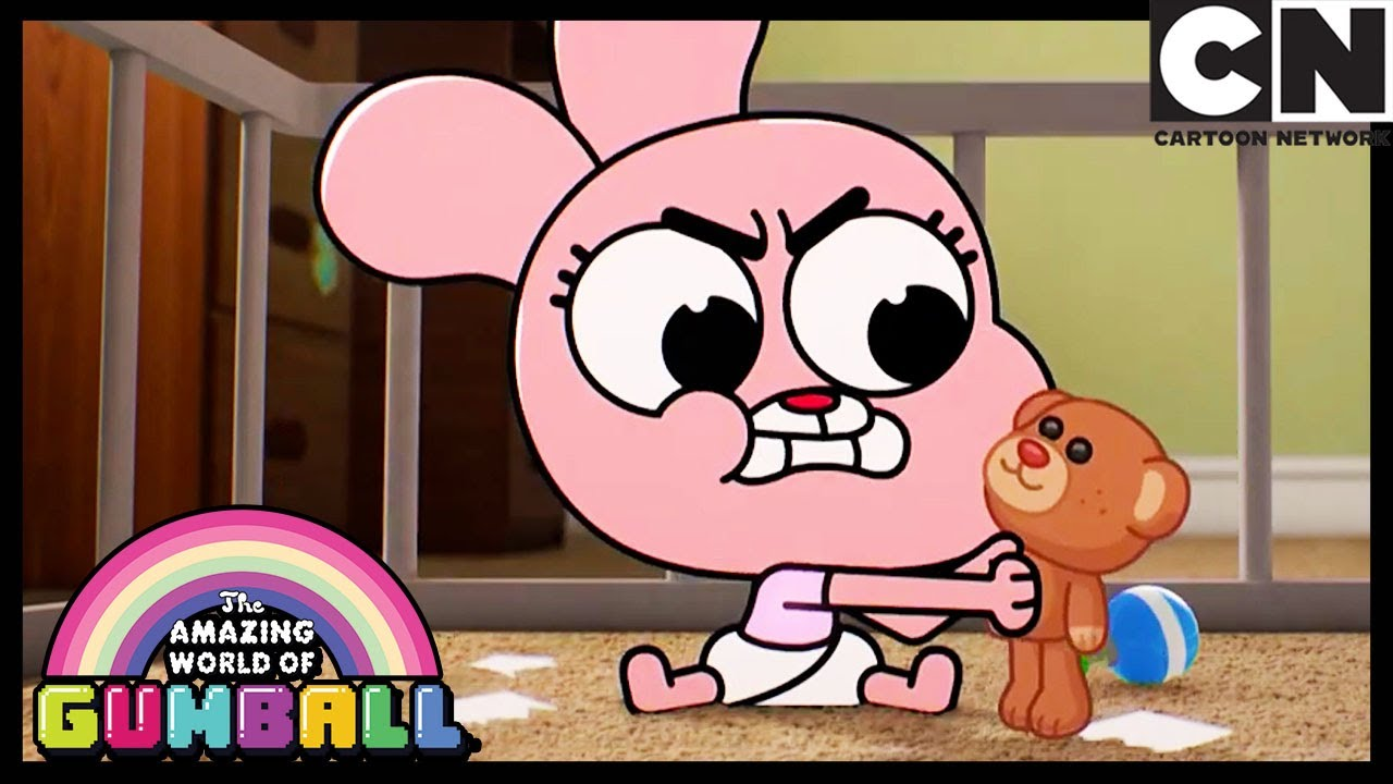 Evil Baby Anais | The Rival | Gumball | Cartoon Network