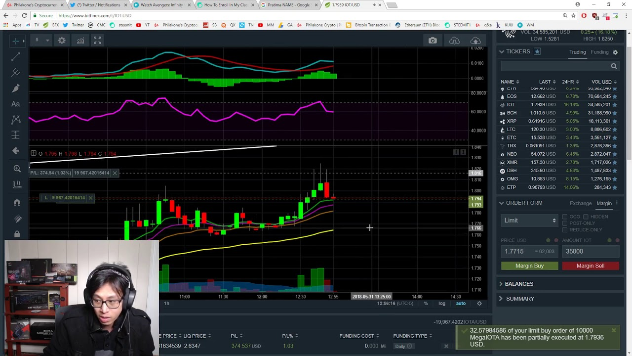 Live Trading VLOG May 31- Trade #3 - Another $320 Trade. $820 Up by 1 PM. Easy Trades Today.