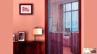 GIANTEX Shiny Tassel String Curtain Window Door Divider Sheer Curtain FREE SHIPPING!