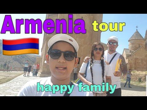 Armenia Tour Family Bonding