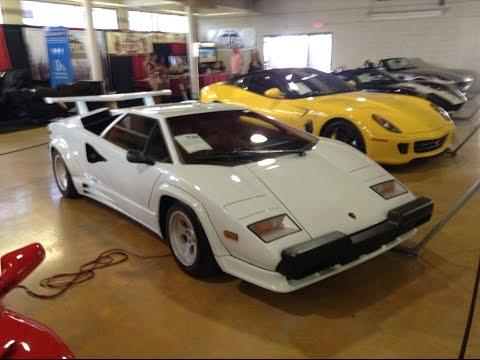 1988 Lamborghini Countach | 2017 Barrett-Jackson Auction Palm Beach