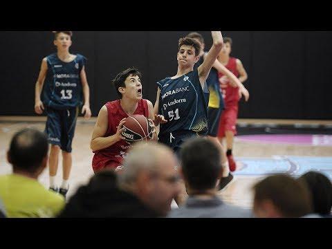 Minicopa Endesa (fase previa): Tecnyconta Zaragoza - MoraBanc Andorra
