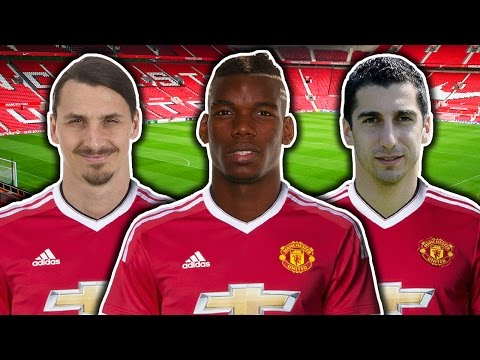 Mkhitaryan & Zlatan to United for just £30m? | Transfer Talk