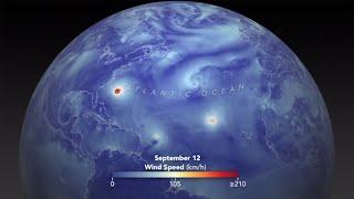 A NASA look at Florence's 2-week life thumbnail