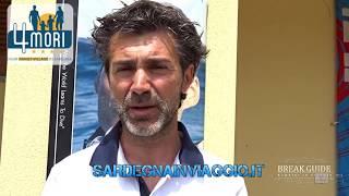 Camping Village 4 Mori - Intervista a Massimo Diving Center per Sardegna in Viaggio