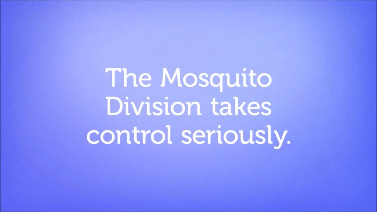 Why is Mosquito Control Important?