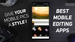OnePlus 6 Tips to Make Your Images Look Stunning with Mobile Apps Editing