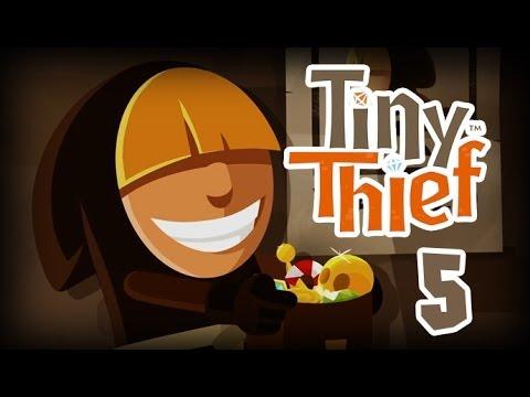 Tiny Thief #5 (Рыцарь-вор) [1080p]