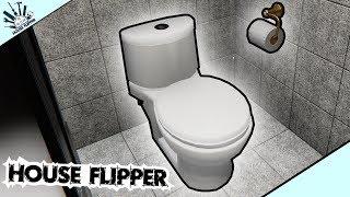 СКРЫТЫЙ ТУАЛЕТ В ПОТАЙНОЙ КОМНАТЕ! 🔧 HOUSE FLIPPER