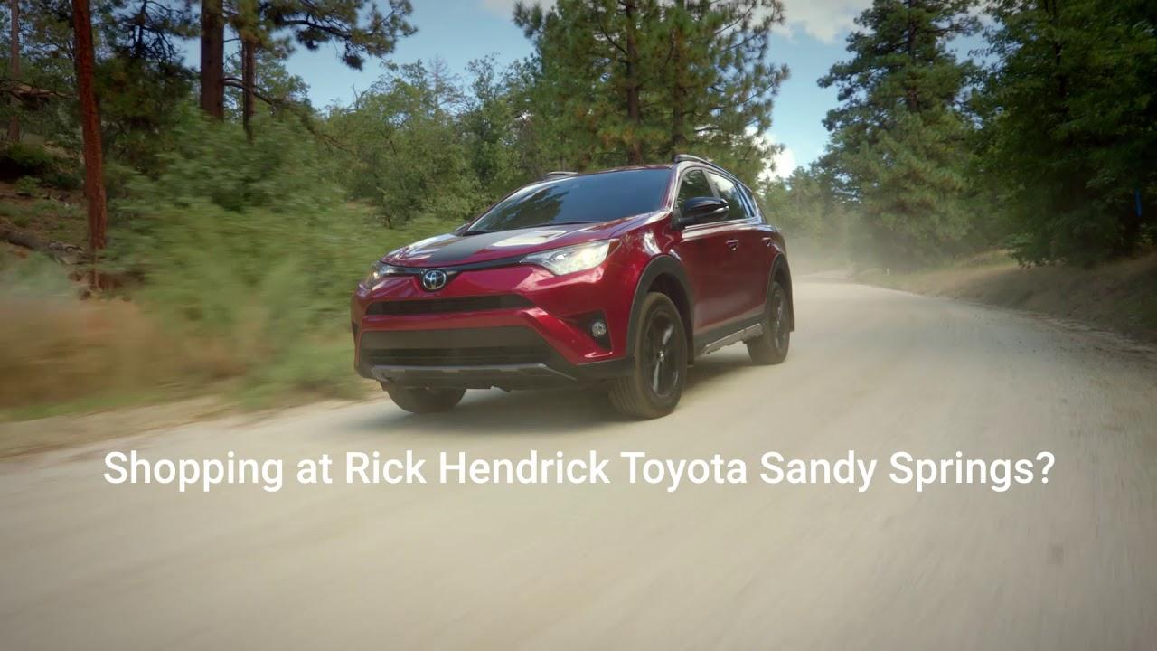 New Toyota Sale | Rick Hendrick Toyota Sandy Springs | Serving Atlanta