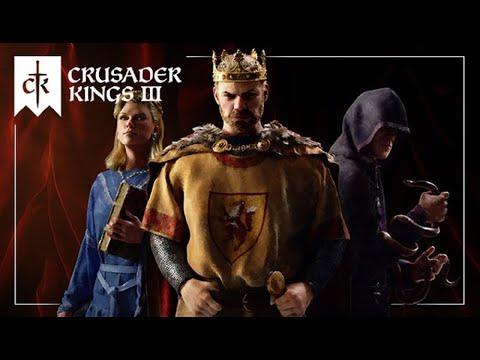 ! Crusader Kings 3 - Англия - 1077 - от графа к империи