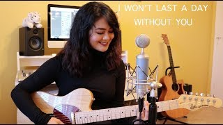 Shane Ericks - I Won't Last A Day Without You (Cover)