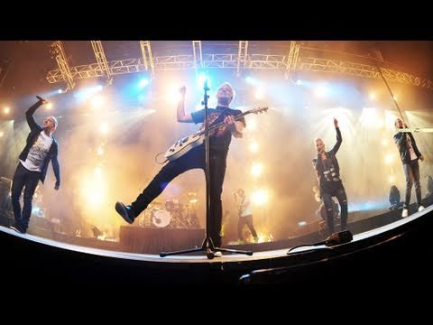 GET UP » PLANETSHAKERS