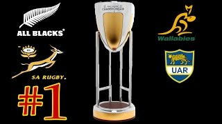 Rugby Challenge 2 - The Rugby Championship 2014 - Match 1 - Australia vs New Zealand