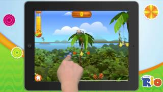 Rio Read & Play App for Kids