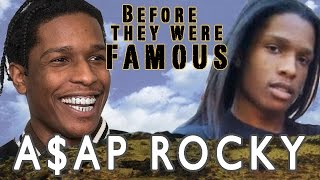 ASAP Rocky - Before They Were Famous