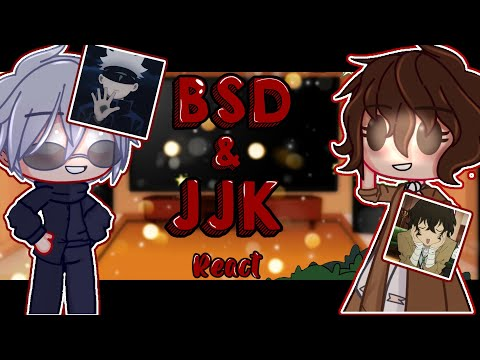 Download Bsd & JJK react each other   Bungou Stray Dogs  1/2  Original?  •InuPanda•  