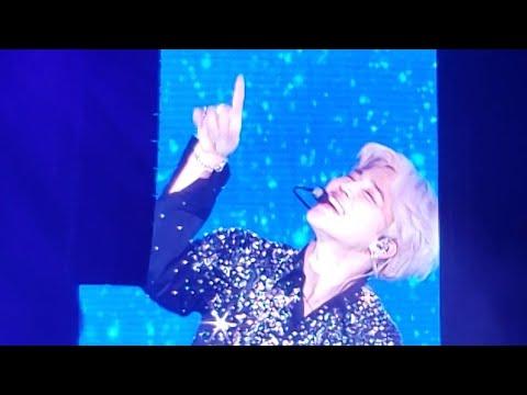 190324 Serendipity Jimin @ 방탄소년단 BTS Love Yourself In Hong Kong HK 2019 Day 4 香港 防彈少年團 Fancam