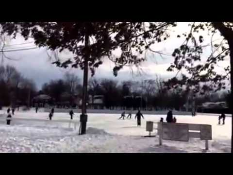 West Park - Winter Outdoor Activities - Lake Forest IL 60045