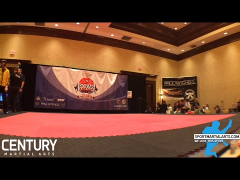 Ring 1 Live Broadcast | 2018 Ocean State Grand Nationals | Men's CMX Forms and Weapons