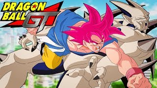 Everything Wrong With Dragon Ball GT