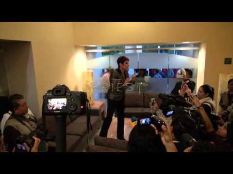 #LadyOPLE  Adriana Pérez Cañedo, pelea con los medios de comunicación