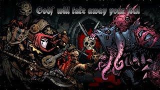 Darkest Dungeon Прохождение Без факелов No Torch Серия 35 Ползучий ужас