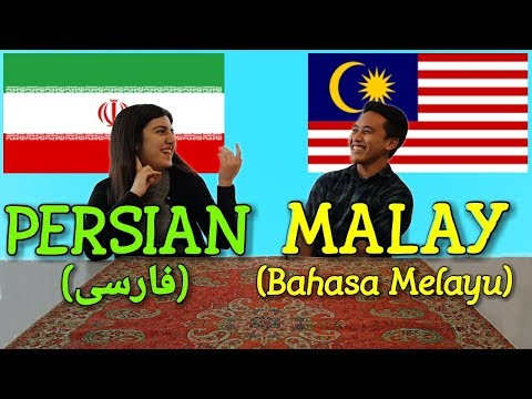 Similarities Between Persian and Malaysian